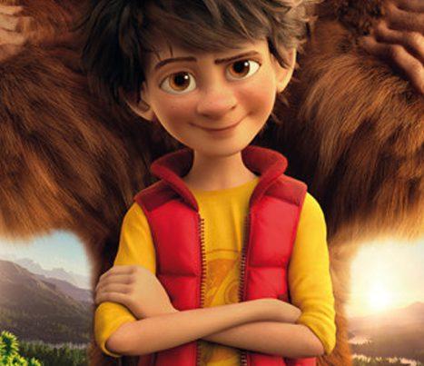 Bigfoot Junior Movie